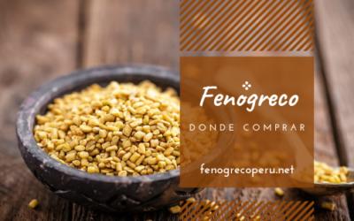 ¿Cuales son los usos del Fenogreco?